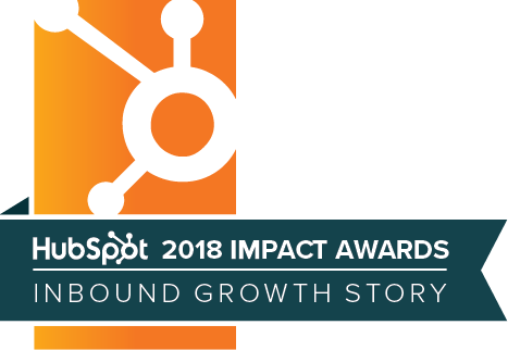 HubSpot Impact Award Logo