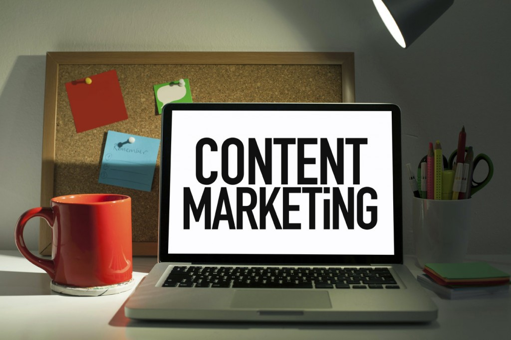 2016 State of Content Marketing in Fintech