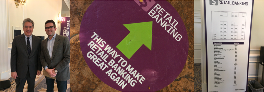Retail Banking 2017: Vision of Transformation with a focus on Chatbots and Servicing as New Way of Banking