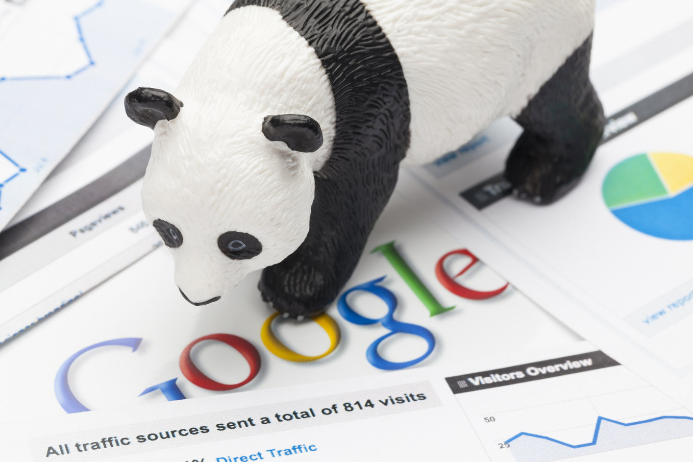 5 Factors Google Uses to Determine a Company's Page Rank