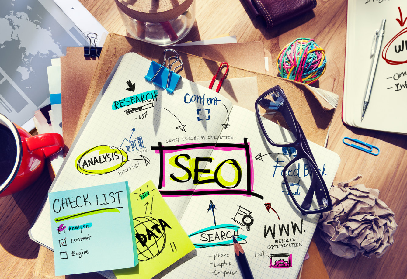 5 SEO Tactics to Increase Traffic to Your Website: Part 2