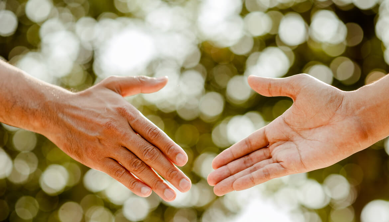 trust-take-my-hand
