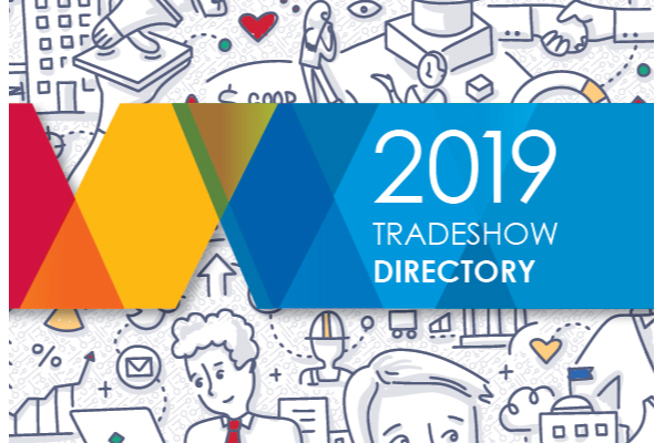 financial industry trade show directory